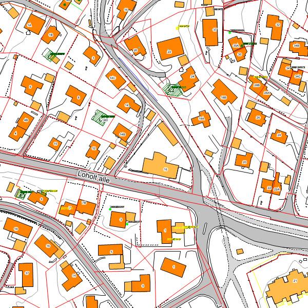 kart over vann og avløp eMap   karttyper kart over vann og avløp
