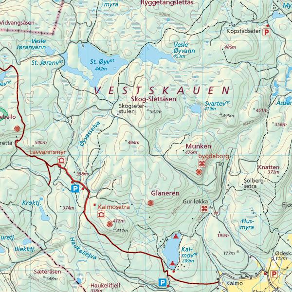 topografisk kart eMap   karttyper topografisk kart