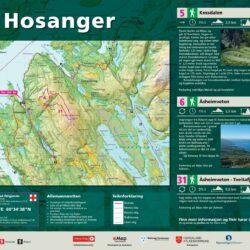 Turtavle, Hosanger